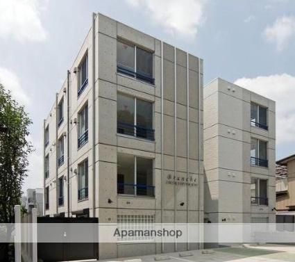 東京都世田谷区、駒沢大学駅徒歩15分の築8年 4階建の賃貸マンション