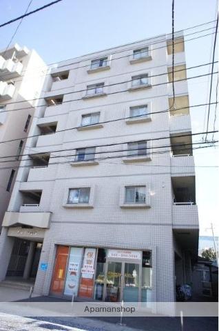 神奈川県川崎市高津区、二子新地駅徒歩12分の築23年 6階建の賃貸マンション