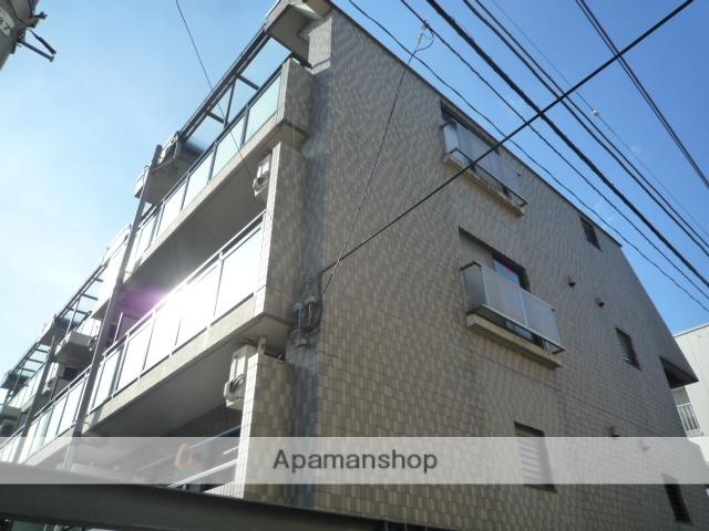 東京都世田谷区、桜新町駅徒歩14分の築22年 4階建の賃貸マンション