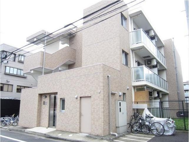 東京都世田谷区、桜新町駅徒歩8分の築10年 3階建の賃貸マンション