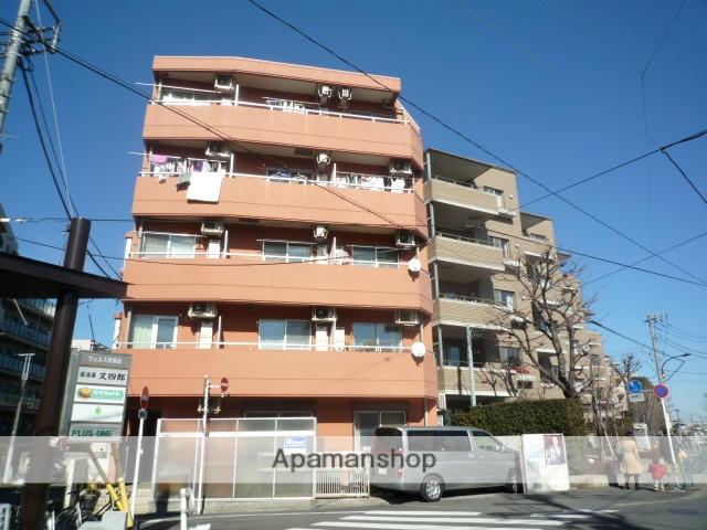 東京都世田谷区、用賀駅徒歩5分の築22年 5階建の賃貸マンション