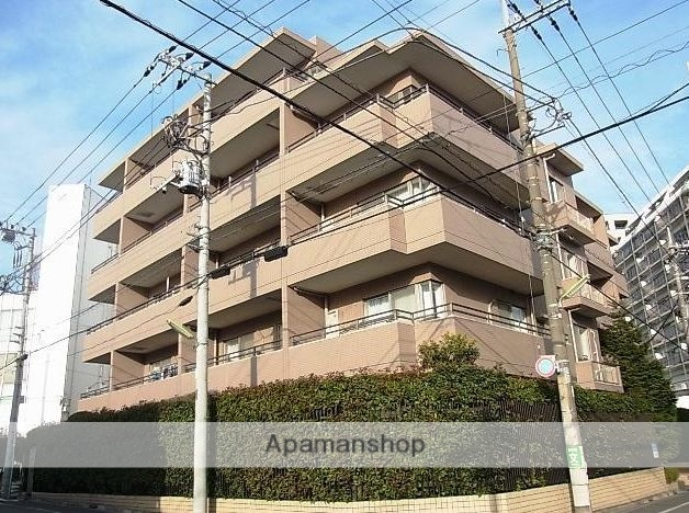 東京都世田谷区、桜新町駅徒歩9分の築11年 5階建の賃貸マンション