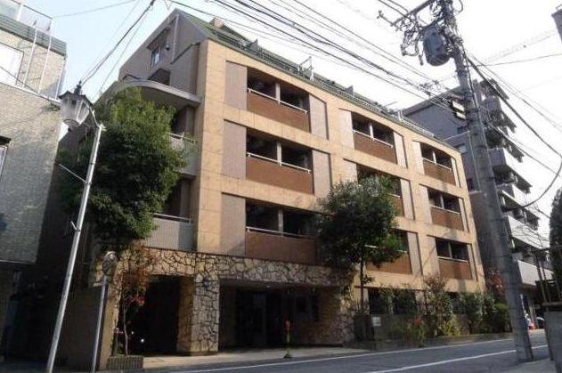 東京都世田谷区、用賀駅徒歩7分の築15年 6階建の賃貸マンション