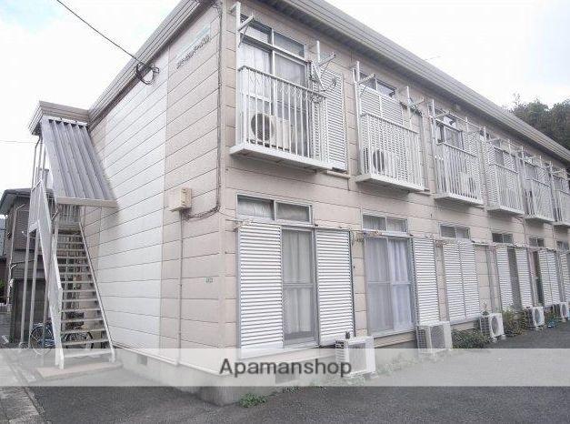 東京都世田谷区、桜新町駅徒歩19分の築27年 2階建の賃貸アパート