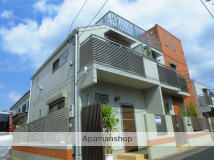 東京都杉並区、阿佐ケ谷駅徒歩16分の築3年 2階建の賃貸マンション