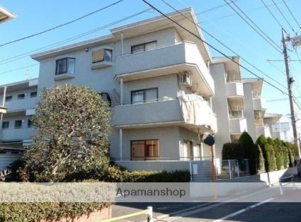 東京都中野区、中村橋駅徒歩14分の築27年 3階建の賃貸マンション