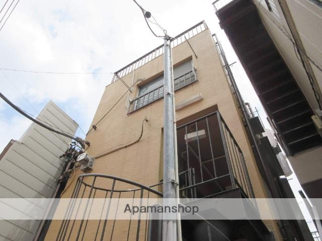 東京都杉並区、高円寺駅徒歩3分の築46年 3階建の賃貸マンション