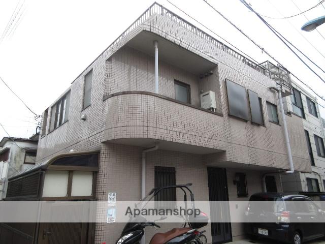 東京都杉並区、高円寺駅徒歩5分の築16年 3階建の賃貸マンション