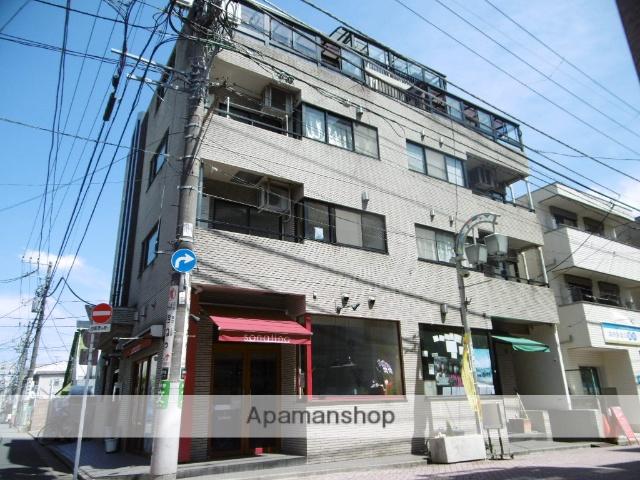 東京都杉並区、高円寺駅徒歩4分の築18年 5階建の賃貸マンション