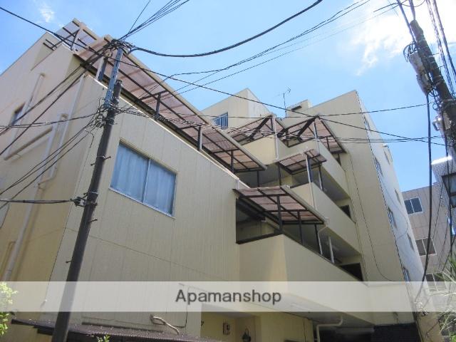 東京都杉並区、高円寺駅徒歩2分の築44年 5階建の賃貸マンション