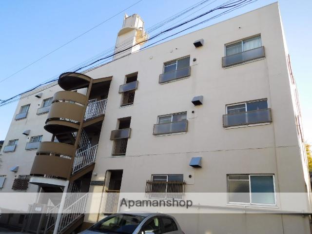 東京都杉並区、阿佐ケ谷駅徒歩20分の築45年 3階建の賃貸マンション