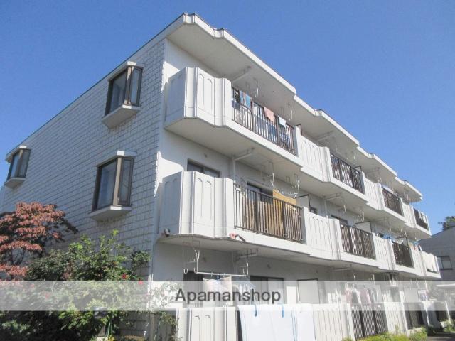 東京都杉並区、富士見台駅徒歩11分の築29年 3階建の賃貸マンション