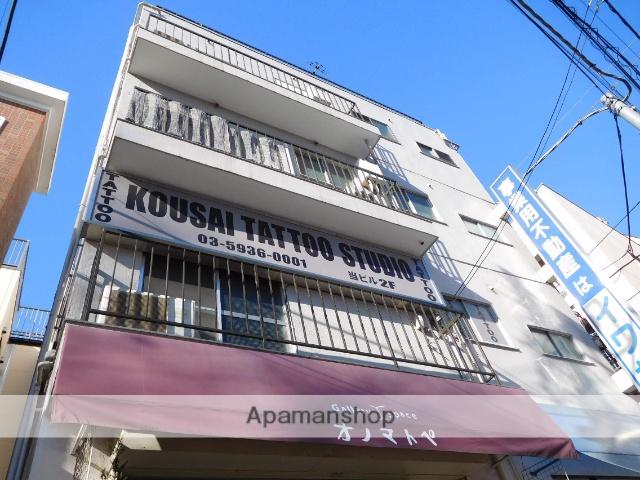 東京都杉並区、阿佐ケ谷駅徒歩12分の築37年 4階建の賃貸マンション