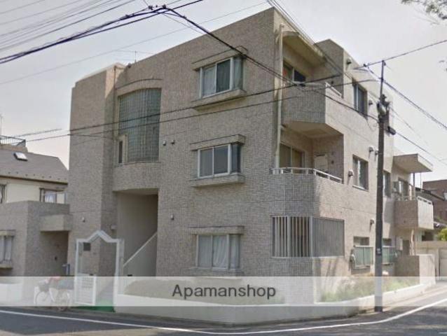 東京都練馬区、中村橋駅徒歩12分の築28年 3階建の賃貸マンション