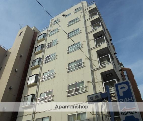 東京都杉並区、阿佐ケ谷駅徒歩14分の築30年 8階建の賃貸マンション