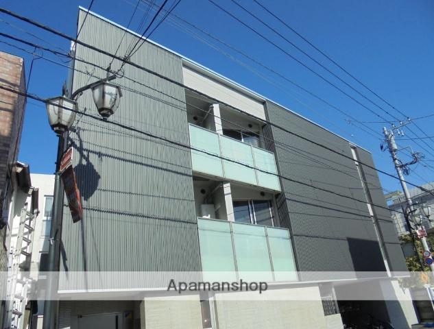 東京都杉並区、阿佐ケ谷駅徒歩20分の築5年 3階建の賃貸マンション