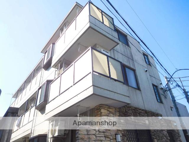 東京都杉並区、阿佐ケ谷駅徒歩15分の築15年 3階建の賃貸マンション