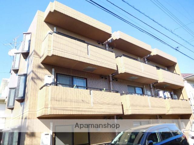 東京都杉並区、阿佐ケ谷駅徒歩18分の築23年 3階建の賃貸マンション