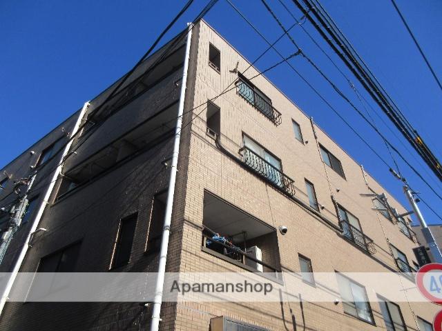 東京都中野区、高円寺駅徒歩13分の築26年 4階建の賃貸マンション