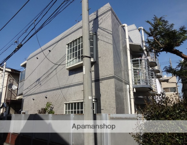 東京都杉並区、荻窪駅徒歩11分の築29年 3階建の賃貸マンション