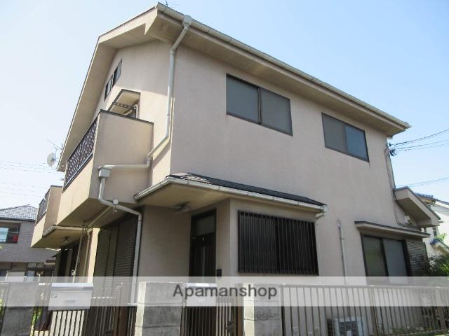 東京都中野区、高円寺駅徒歩15分の築21年 2階建の賃貸テラスハウス