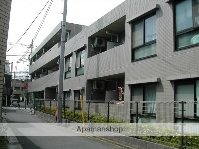 東京都中野区、野方駅徒歩14分の築23年 3階建の賃貸マンション