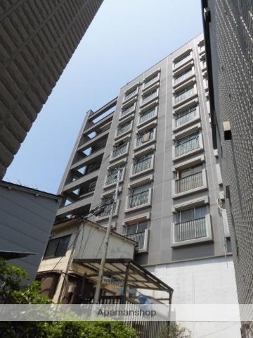東京都杉並区、高円寺駅徒歩5分の築47年 9階建の賃貸マンション