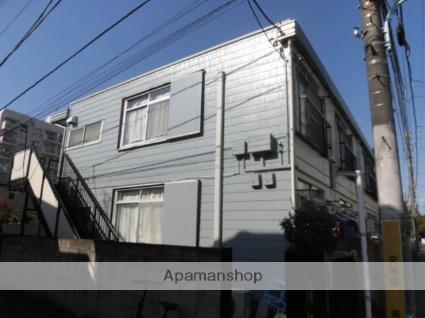 東京都杉並区、阿佐ケ谷駅徒歩16分の築46年 2階建の賃貸アパート