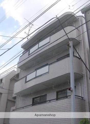 東京都杉並区、下井草駅徒歩5分の築27年 4階建の賃貸マンション