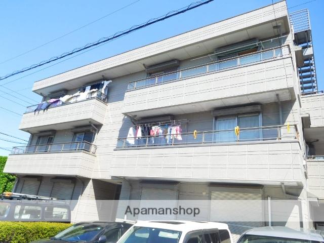 東京都杉並区、鷺ノ宮駅徒歩19分の築24年 3階建の賃貸マンション