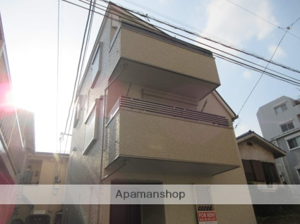 東京都杉並区、阿佐ケ谷駅徒歩20分の新築 3階建の賃貸一戸建て