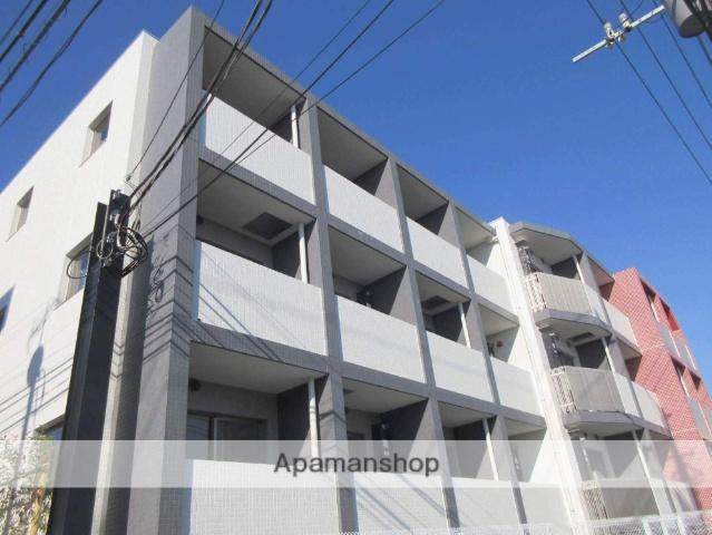東京都中野区、都立家政駅徒歩19分の新築 4階建の賃貸マンション