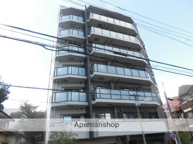 東京都中野区、高円寺駅徒歩13分の新築 8階建の賃貸マンション