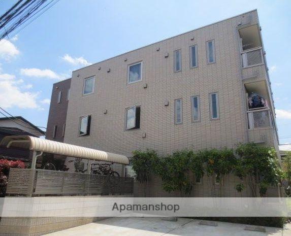 東京都中野区、都立家政駅徒歩9分の築8年 3階建の賃貸マンション