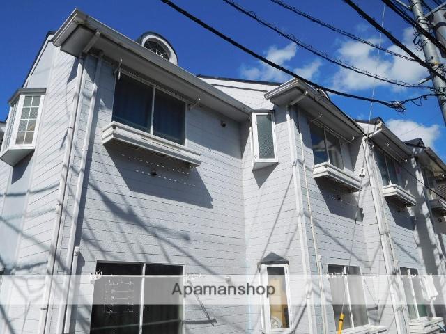 東京都杉並区、阿佐ケ谷駅徒歩8分の築28年 2階建の賃貸アパート