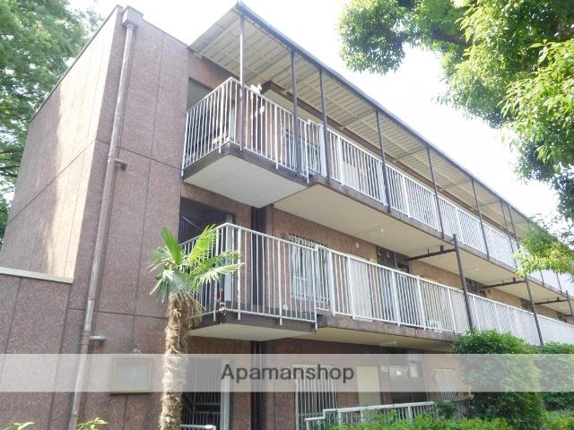 東京都杉並区、阿佐ケ谷駅徒歩20分の築37年 3階建の賃貸マンション