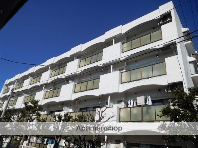 東京都杉並区、阿佐ケ谷駅徒歩16分の築32年 4階建の賃貸マンション
