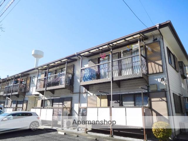 東京都中野区、阿佐ケ谷駅徒歩24分の築25年 2階建の賃貸アパート