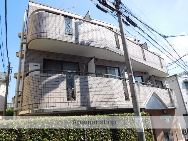 東京都杉並区、阿佐ケ谷駅徒歩5分の築24年 3階建の賃貸マンション