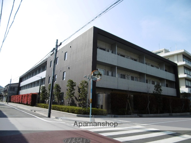 東京都杉並区、荻窪駅徒歩15分の築5年 3階建の賃貸マンション