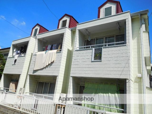 東京都杉並区、阿佐ケ谷駅徒歩4分の築27年 2階建の賃貸アパート