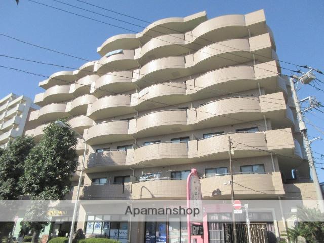 東京都中野区、中村橋駅徒歩16分の築27年 7階建の賃貸マンション