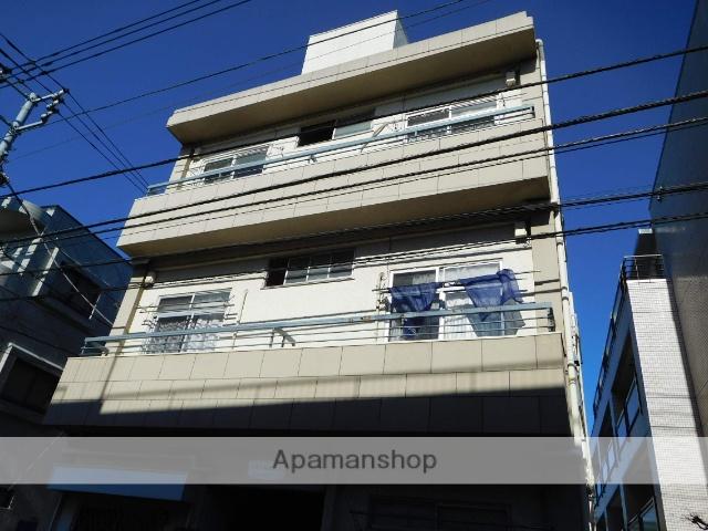 東京都杉並区、阿佐ケ谷駅徒歩14分の築45年 3階建の賃貸マンション