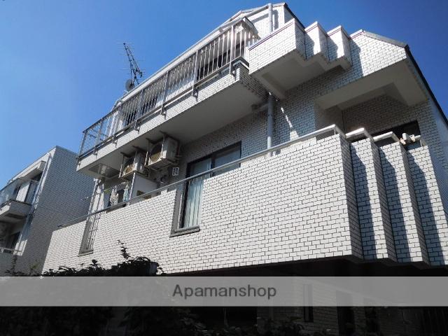 東京都杉並区、阿佐ケ谷駅徒歩17分の築28年 3階建の賃貸マンション