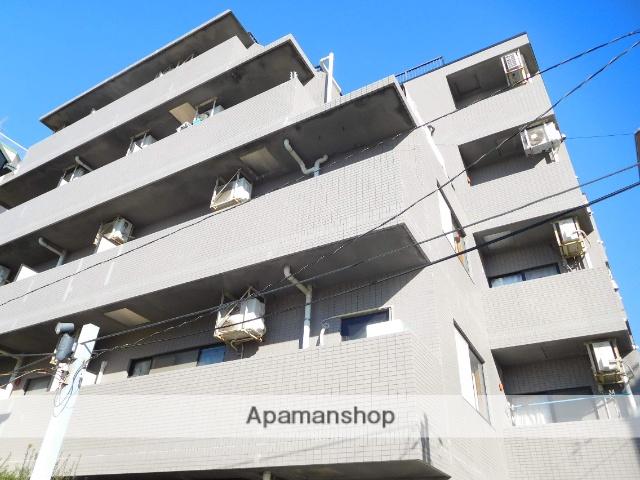 東京都杉並区、阿佐ケ谷駅徒歩10分の築23年 6階建の賃貸マンション