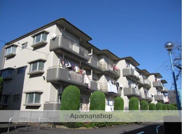 東京都中野区、鷺ノ宮駅徒歩13分の築41年 3階建の賃貸マンション