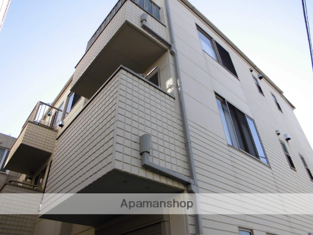 東京都杉並区、荻窪駅徒歩3分の築10年 3階建の賃貸マンション