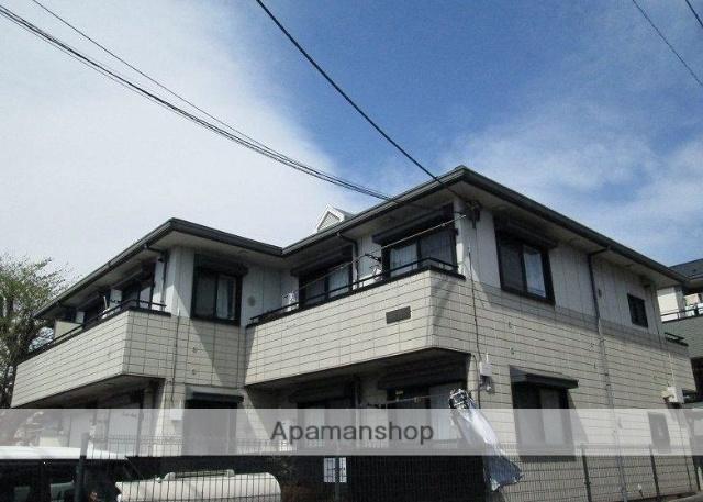東京都中野区、下井草駅徒歩4分の築30年 2階建の賃貸マンション