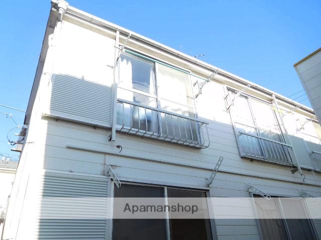 東京都杉並区、阿佐ケ谷駅徒歩15分の築28年 2階建の賃貸アパート