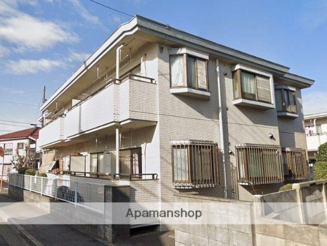 東京都中野区、中村橋駅徒歩16分の築29年 2階建の賃貸マンション